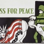 Kiss for Peace, © Tomi Ungerer