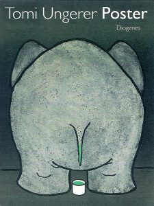 Tomi Ungerer book covers