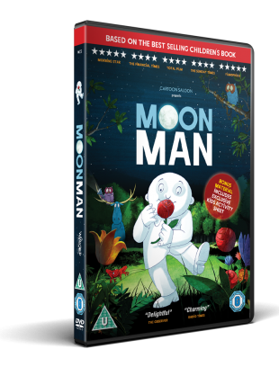 Moonman DVD