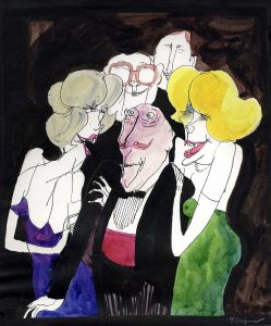 The Party by Tomi Ungerer